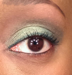 I used Absinthe and Protest but both are discontinued. The liner is Junkie and it retails for $19.
