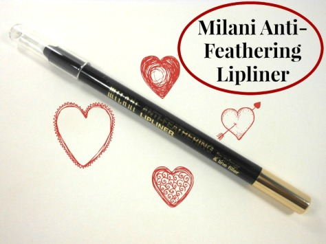 Milani Anti-Feathering Lipliner on burymeinredlipstick.com