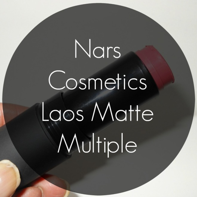 Nars Cosmetics Laos Matte Multiple Review