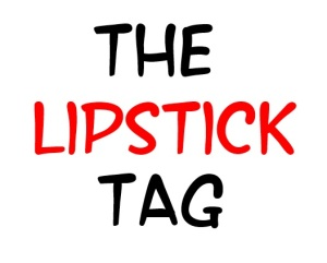 the lipstick tag