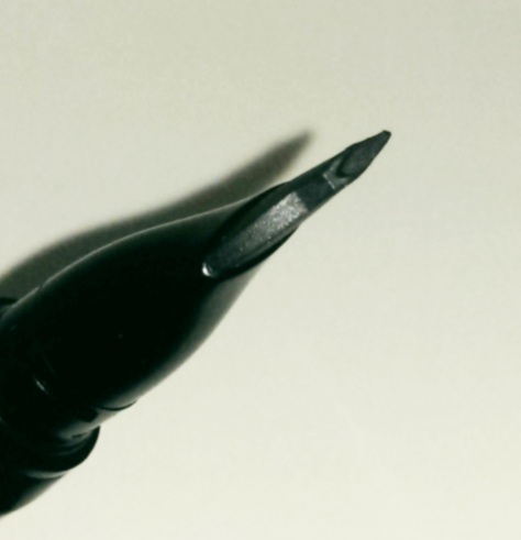 They're Real! Push-up Liner Accu-Flex tip.