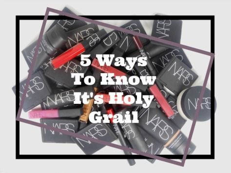5 Ways To Know It's Holy Grail