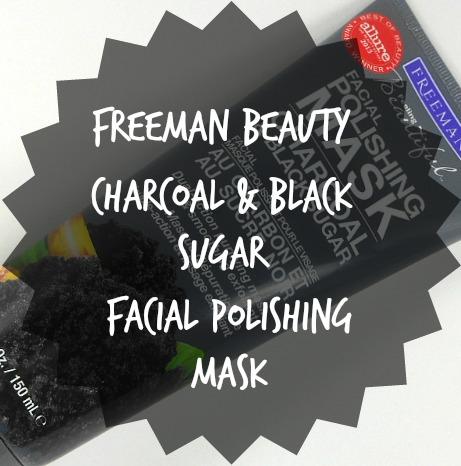Freeman Beauty Charcoal & Black Sugar Facial Polishing Mask
