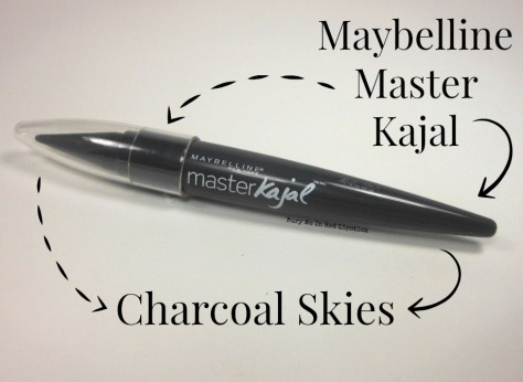 Maybelline Master Kajal Eyeliner - Charcoal Skies