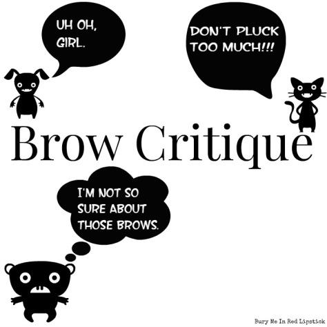 Brow Critique Picture