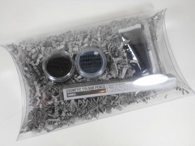 Obsessive Compulsive Cosmetics Black Box Set