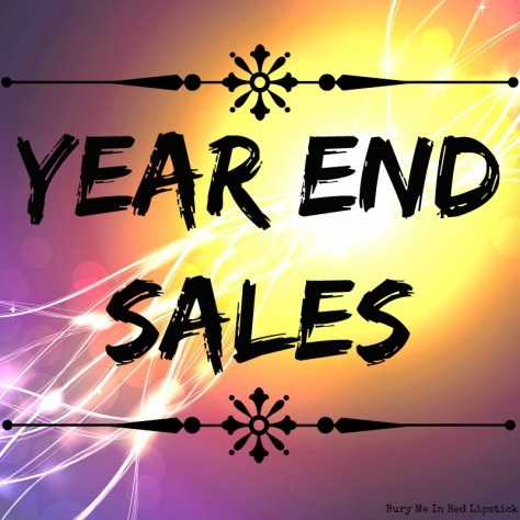 End of the Year Sales You Should Jump On Right Now