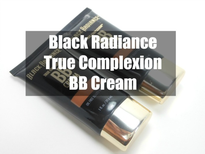 Black Radiance True Complexion BB Cream: Chocolate and Brown Sugar